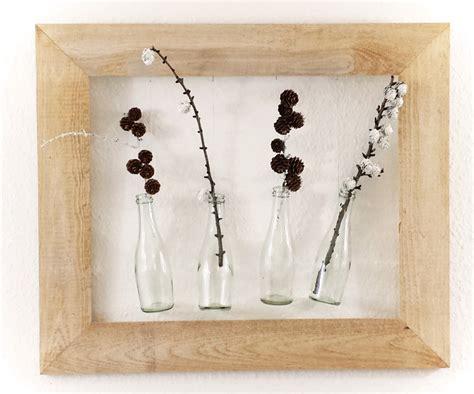 kerzenhalter wand ikea diy herbstliche deko mit flaschen f 252 r drinnen drau 223 en