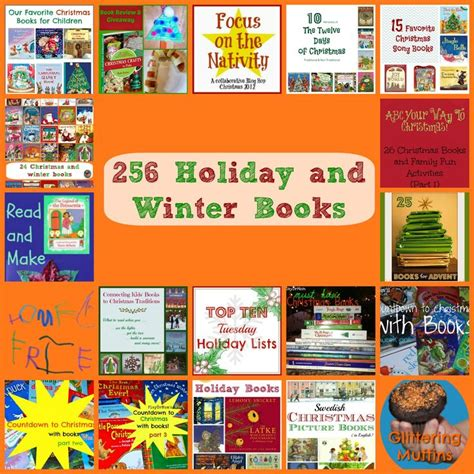 7 Great Books To Read The Holidays by 256 Books Kid Network Activities