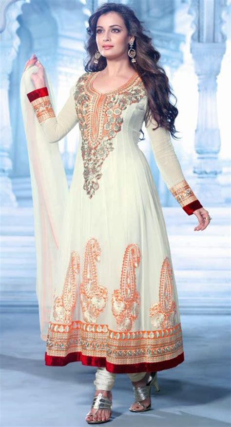 Kaftan Anarkali majesty white salwar kameez salwar kameez indian sarees kaftans and