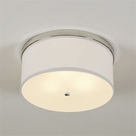 linen drum shade ceiling light springfield linen shade ceiling light shades of light
