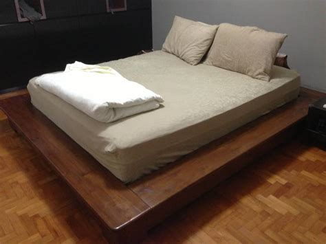 Zen Inspired by Comfy And Super Relaxing Zen Platform Bed Home Ideas