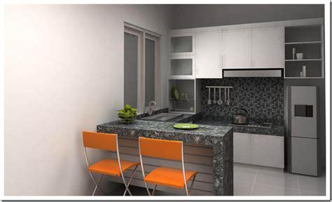 desain dapur plus ruang makan minimalis desain dapur dan ruang makan terbuka 13 desain rumah