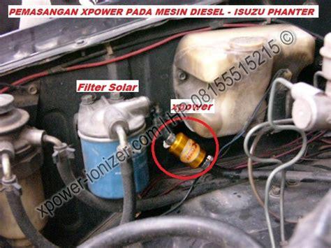 Alarm Untuk Mobil Isuzu Phanter cara pasang alat jual alat penghemat bbm xpower