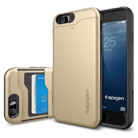 Profile Design Slim Armor Casing For Iphone 6 Or 6s spigen slim armor cs for iphone 6 6s sgp10967 b h photo