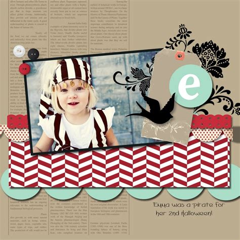Papercraft Scrapbooking - papercraft scrapbook layout scrapbook page made with