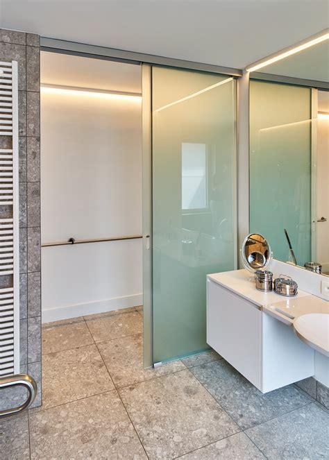 schuifdeur badkamer op maat glazen schuifdeuren op maat anyway doors