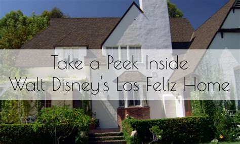 take a peek inside walt disney s los feliz home this
