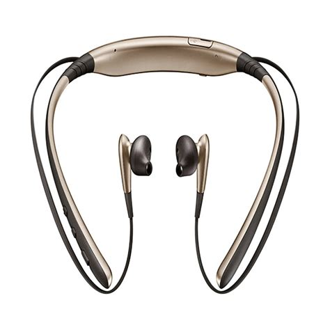 Headset Bluetooth Samsung Dan Harga jual samsung level u gold bluetooth headset harga kualitas terjamin blibli