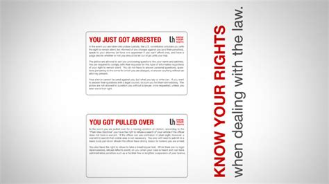 printable rights card printable rights card traffic stop myideasbedroom com