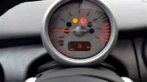 mini cooper abs light driving a mini cooper with broken speed sensor