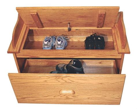 oak hall bench with storage amish furniture oak toy storage bench hall seating bench shoe storage unit delivery