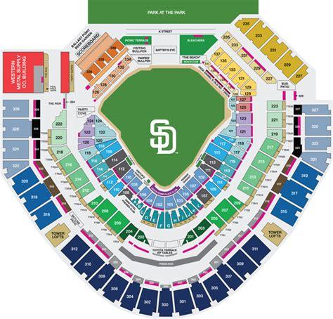 petco park seat map laminatoff