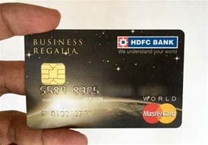 hdfc business credit card my hdfc business regalia credit card review cardexpert