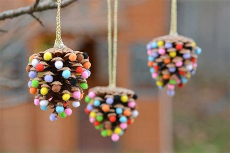 5 manualidades y adornos para el arbol de navidad