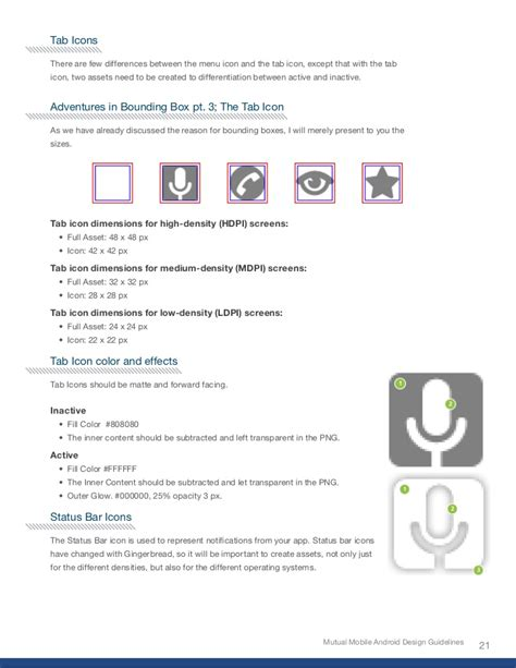 android design guidelines android design guidelines