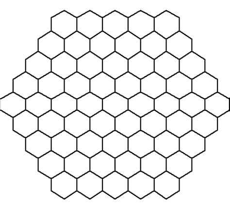 hexagon puzzle template powerpoint jigsaw puzzle