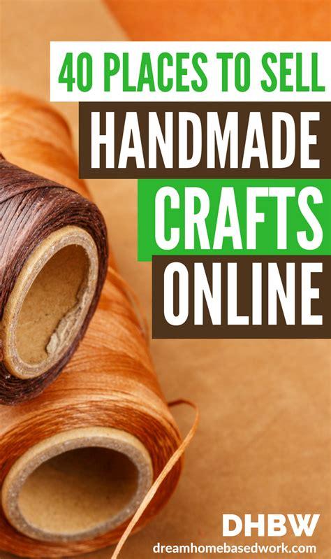 sell  handmade crafts  art   breaking