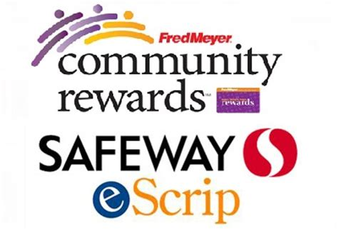 Safeway Gift Card Fundraiser - safeway fred meyer loyalty cards easy way to earn money st pat s catholic school