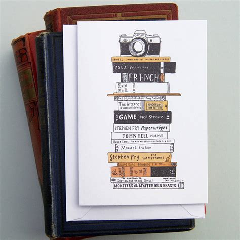books on card books and card by nic farrell illustration