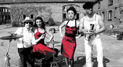 italian swing hire italian swing show swing food band book