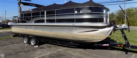 sylvan used boats used sylvan pontoon boats for sale boats