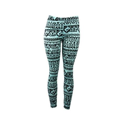 native pattern leggings blue native american plaid tribal pattern spandex leggings