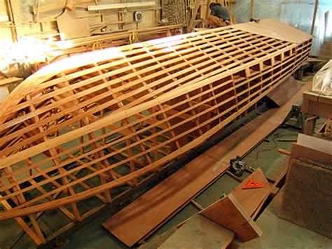 do proline boats have wood in them custom cold molded wooden boat building the nexus 29
