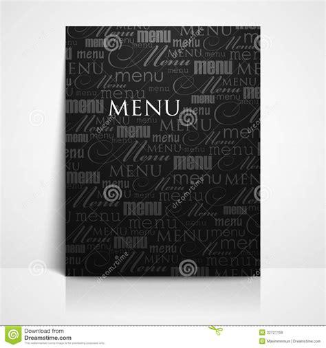 Restaurant Menu Template Royalty Free Stock Images Image 32721159 Black Menu Template