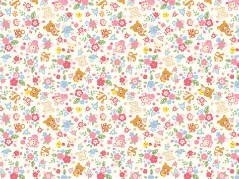 cute pattern desktop backgrounds rilakkuma logo picture recherche google kawaii
