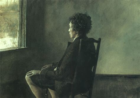 Andrew Wyeth Sleeper by Flores Y Palabras Andrew Wyeth Ventanas