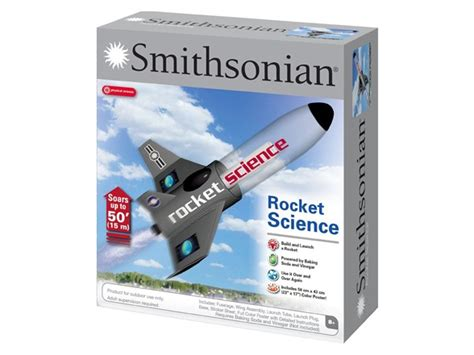 Learn About Rocket Science smithsonian rocket science toys
