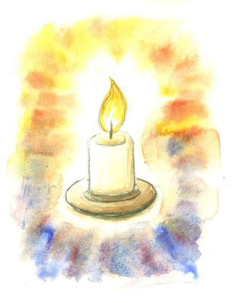 preghiera della candela la candela della preghiera disegno tu 6 bellezza