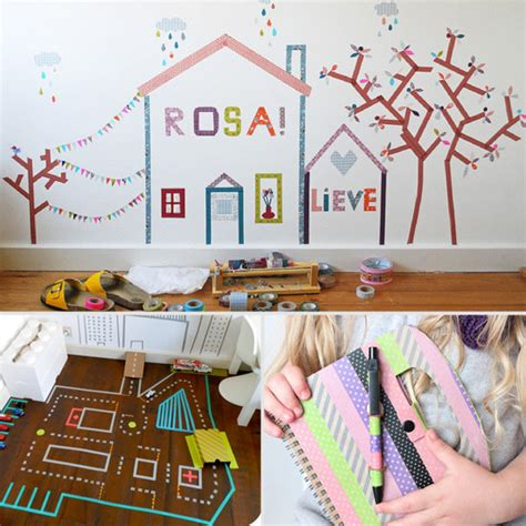 washi craft ideas washi crafts for popsugar