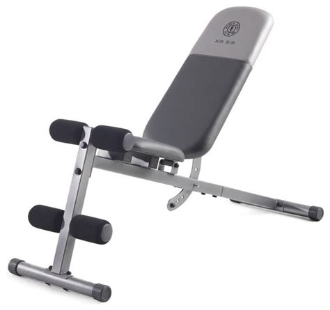 gold s xr 6 1 weight bench ggbe60610 contemporary