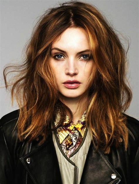 Modele Couleur Cheveux by La Couleur De Cheveux Caramel De Nouveau 224 La Mode