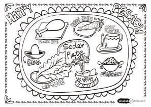 Christian Seder Outline by Seder Plate Coloring Ideas Coloring Sheets Coloring Pages And Coloring