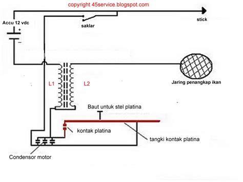 fungsi kapasitor pada setrum ikan fungsi kapasitor pada setrum ikan 28 images pengganti kondensor pada alat setrum ikan jasa