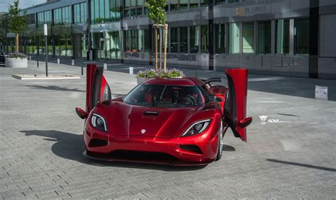 custom koenigsegg koenigsegg agera r hypercar sits on custom luxury