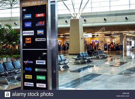 Rental Car Miami Port by Miami Florida Miami International Airport Rental Car Center Stock Photo Royalty Free Image