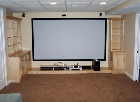 Home Theater Cabinets by Crafted Home Theatre Cabinets By Northwind