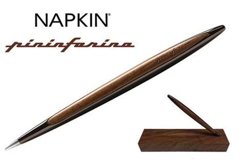 napkin forever cambiano pininfarina desk set
