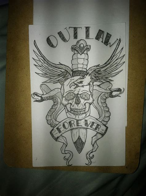 outlaw tattoo outlaw www imgkid the image kid has it