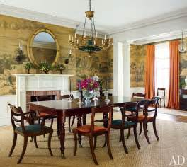 Traditional Dining Rooms Traditional Dining Room By G P Schafer Architect Ad Designfile Home Decorating Photos