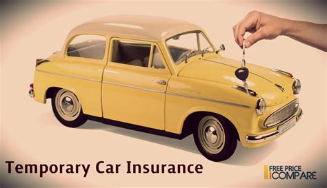 Temporary Car Insurance by Freepricecompare