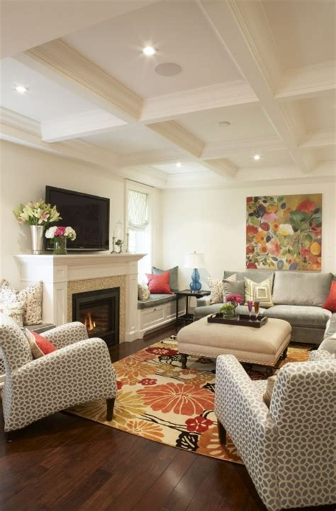 Ceiling Colors For Living Room Sofas Eclectic Living Room Chango Co