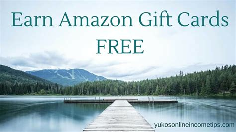 Earn A Amazon Gift Card - online income tips a beginner friendly guide to online income