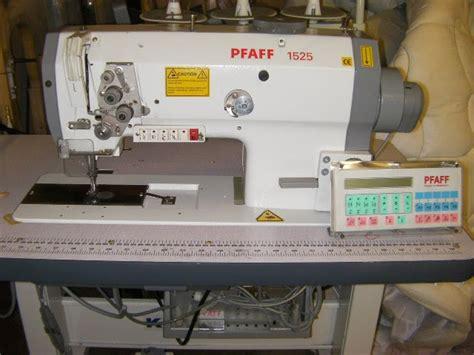 upholstery machine machine for garments pfaff 1525 upholstery machine