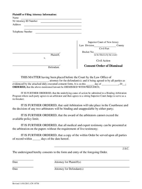 consent order form consent order form 2 free templates in pdf word excel