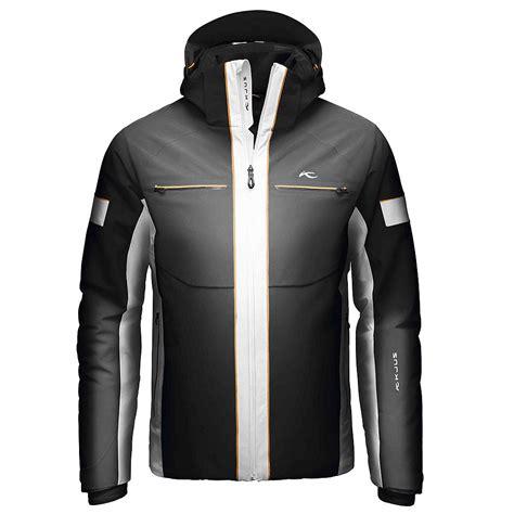Mens Insulated Ski Jacket kjus downforce insulated ski jacket s