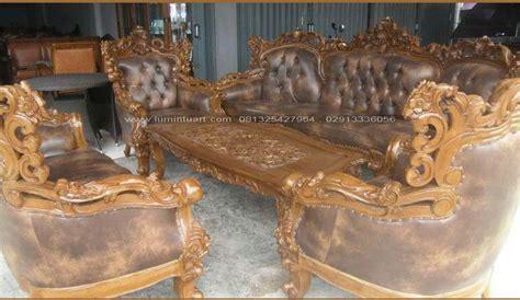 Kerajinan Ukir Kayu Jam Kapal Kerajinan Ukiran Souvenir Kayu kerajinan mebel jepara kursi tamu barcelona sayap kayu